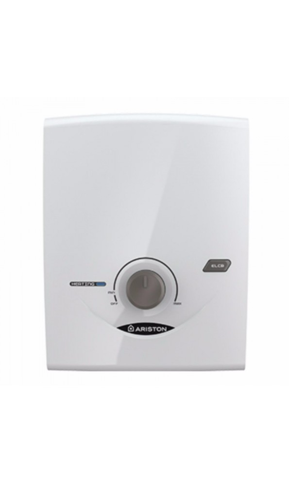 Ariston Water Heater Instant AURES EASY - FREE VOUCER Rp. 250.000.