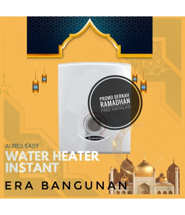 Ariston Water Heater Instant AURES EASY