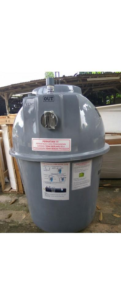 Bio Dipo Septic tank 2000 Liter, Berkulitas dan Harga Hemat.