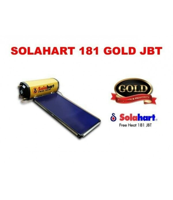 Solahart Water Heater F 181 BT