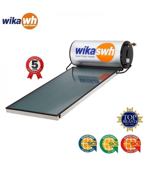 Wika Solar Water Heater 130 L1