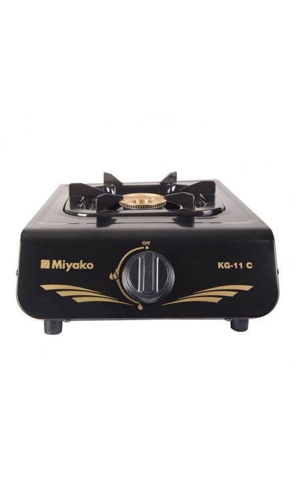 Miyako Kompor Portable Gas KG-11C 1Tungku