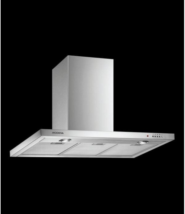Modena Chimney Hood - Wall, 90 cm CX 915...