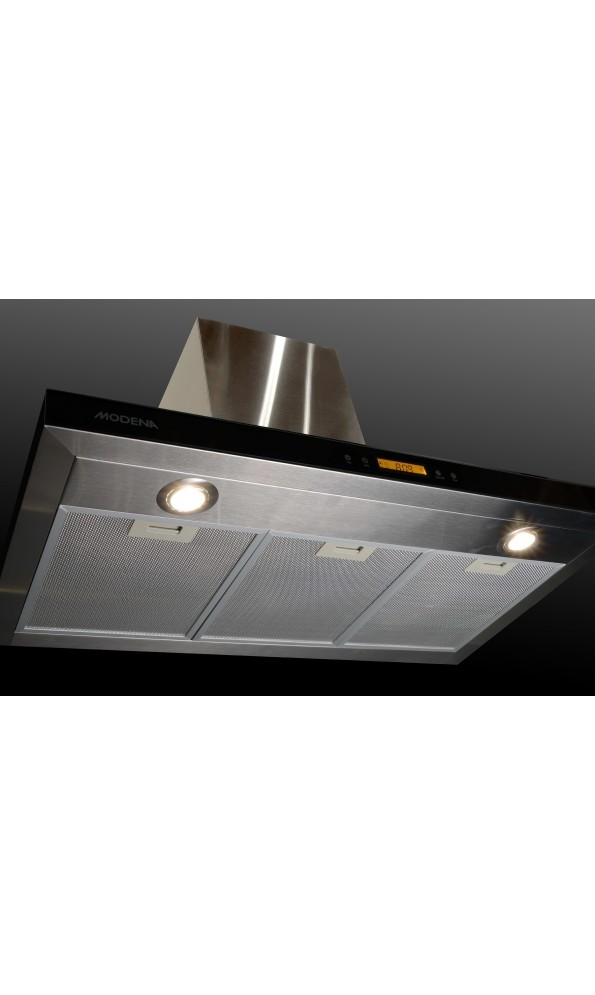 Modena Chimney Hood - Wall, 90 cm CX 9106