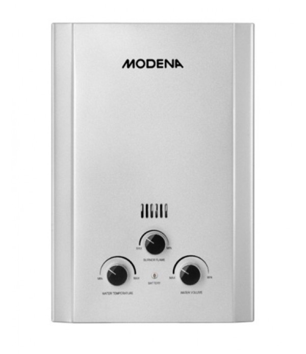 Modena Water Heater Gas GI 6 V