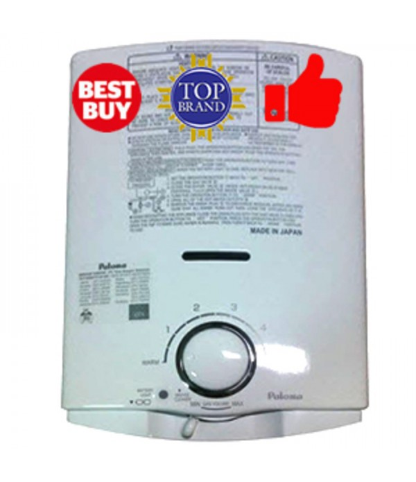 Paloma Water Heater Gas PH 5 RX